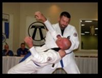 Yoshisune black belt Marvin Carmona tested for Sandan in the Yoshitsune combat Ju-Jitsu sysstem (1)