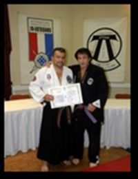 Yoshisune black belt Marvin Carmona tested for Sandan in the Yoshitsune combat Ju-Jitsu sysstem (3)